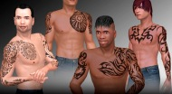 Tattoo for gays in dating sex game