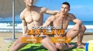 White boys naked at the public beach
