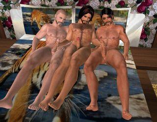 3D gay adult games