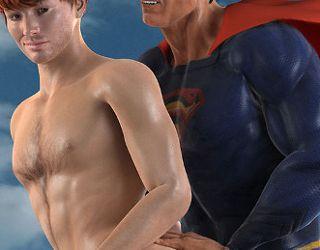 Online 3D gay games sex